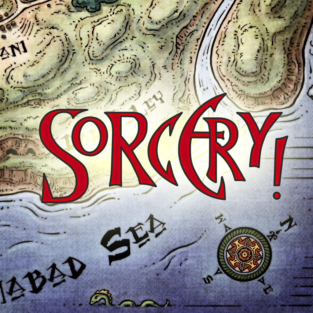 Sorcery! by inkle icon